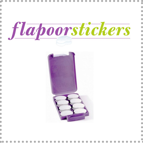 flapoorstickers www.kidsenco.nl